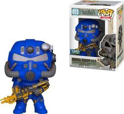 FUNKO POP! Games: Fallout 370 - T-51 Armor  - Multicolor