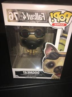 Funko Pop Games: Fallout 4 - Dogmeat Vinyl Figure