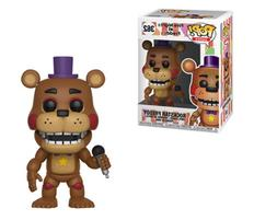 Funko Pop! Games Five Nights at Freddy's Pizza Sim Rockstar