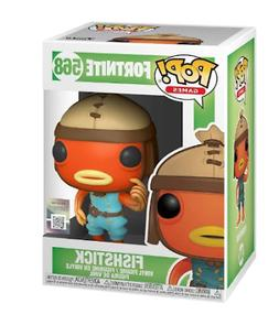 Funko Pop! Games: Fortnite - Fishstick Vinyl Figure