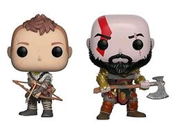 Funko Pop Games: God of War-Kratos and Arteus Collectible To