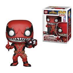 Funko Pop Games: Marvel Contest of Champions-Venompool w/ Ph