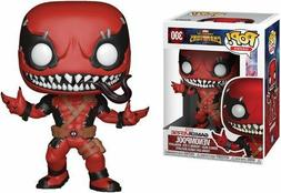 pop games marvel contest of champions venompool