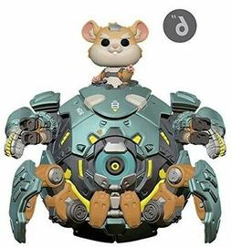 FUNKO POP! GAMES: Overwatch - Wrecking Ball 6  Vinyl Figure