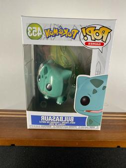 Funko POP! Games Pokemon Bulbasaur #453 Collectible Vinyl Fi