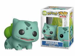 FUNKO POP! GAMES: Pokemon - Bulbasaur  Vinyl Figure