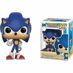 Funko Pop! Games Sonic - Sonic with Ring #283 Vinyl Figure