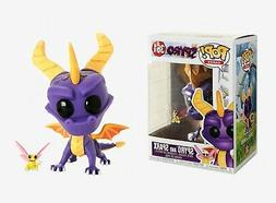 Funko Pop Games: Spyro - Spyro and Sparx Vinyl Figure #32763