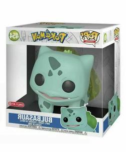 "FUNKO POP! Games: Target Exclusive Pokemon 10"" Bulbasaur #45"