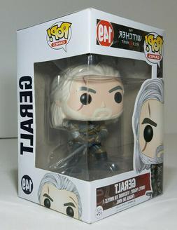 Funko POP Games The Witcher Geralt # 149 Vinyl Action Figure