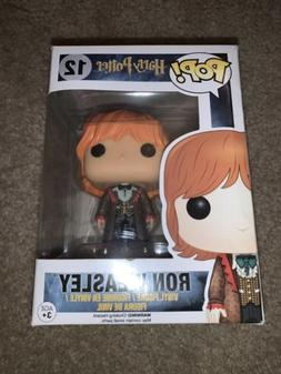 FUNKO POP HARRY POTTER RON WEASLEY 12 Yule Ball Collector Vi