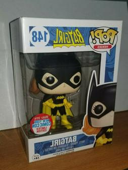 Funko Pop! Heroes BATGIRL #148 2016 NYCC LIMITED EDITION Vin