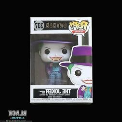 Funko Pop Heroes: Batman 1989 Joker With Hat Chase Vinyl Fig