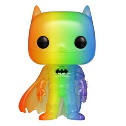 Funko Pop Heroes Batman Pride 2020 Rainbow Vinyl Figure