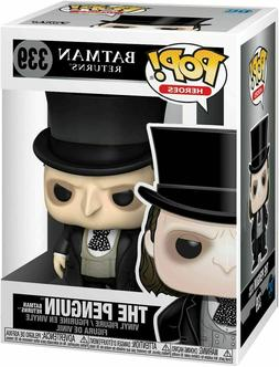 Funko Pop! Heroes: Batman Returns- Penguin Vinyl Figure