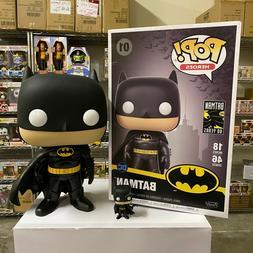 "Funko Pop! Heroes: DC - Super Size Batman 19"" Vinyl Figure"