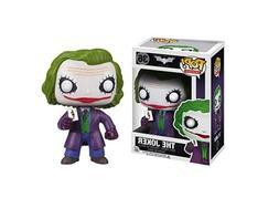 Funko Pop Heroes: The Dark Knight Trilogy - The Joker Vinyl