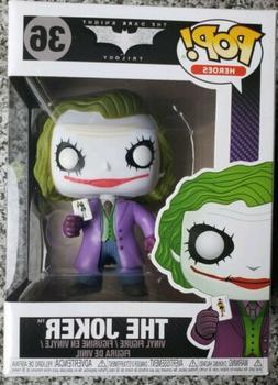 Funko POP! Heroes The Joker Vinyl Figure The Dark Knight Bat