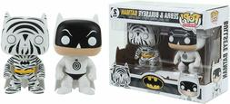 Funko Pop Heroes Zebra & Bullseye Batman 2-Pack Exclusive Vi