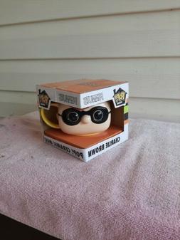 Funko POP Home Peanuts Charlie Brown Halloween Ceramic Mug -