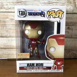 Funko POP Iron Man Avengers Endgame BoxLunch Exclusive Marve