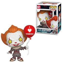 Funko Pop! It: Chapter 2 Pennywise with Balloon Vinyl Figure