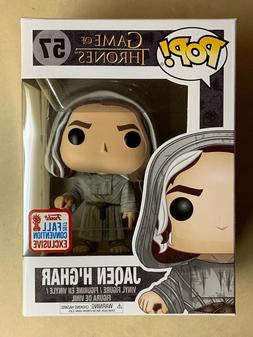 Funko POP Jaqen H'Ghar Game of Thrones 2017 NYCC Exclusive V