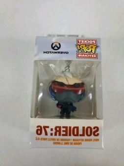 Funko Pop Keychain: Overwatch - Soldier 76 Collectible Figur