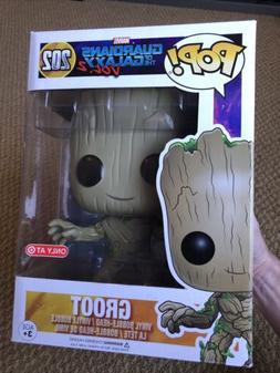 Funko Pop Life Size Groot Guardians Of The Galaxy Vol 2 Figu
