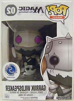 Funko POP! Magic The Gathering Exclusive Vinyl Figure Garruk