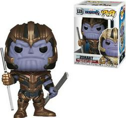 FUNKO POP! MARVEL: Avengers Endgame - Thanos  Vinyl Figure