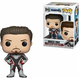 Funko Toys PoP Marvel Avengers Endgame TONY STARK iron man 4