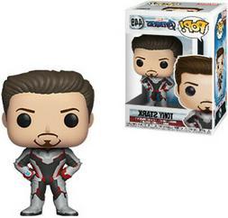 FUNKO POP! MARVEL: Avengers Endgame - Tony Stark  Vinyl Figu