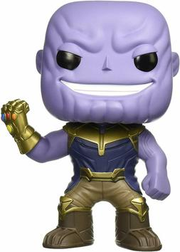 "Funko Pop Marvel Avengers Infinity War 10"" Thanos #308 Targe"