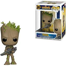 Funko POP Marvel Avengers Infinity War Groot Vinyl Collectib
