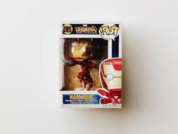 Funko Pop Marvel Avengers Infinity War: Iron Man Bobble-Head