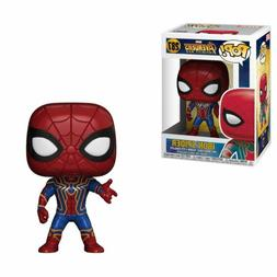 Funko Pop Marvel Avengers Infinity War Iron Spider Vinyl Act