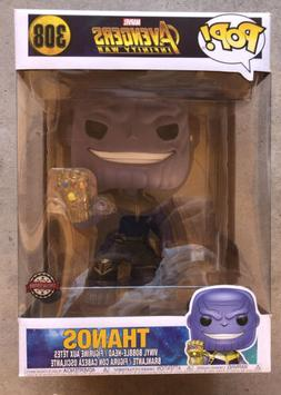 Funko Pop! Marvel: Avengers Infinity War - Thanos  #308
