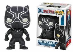 Funko Pop Marvel Captain America 3 Civil War - Black Panther