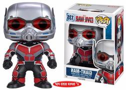 Funko Pop! Marvel Captain America 3 Civil War 6' Giant Man V