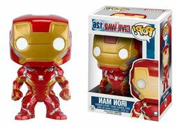 Funko POP Marvel: Captain America 3: Civil War Action Figure