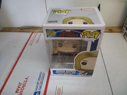 FUNKO POP MARVEL CAPTAIN MARVEL #425 BOBBLE HEAD FIGURE BOX