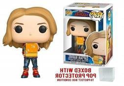 Funko POP! MARVEL Captain Marvel Bobble Head Vinyl Figure #4
