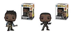 Funko POP! Marvel Comic Black Panther Bobble Head: Black Pan