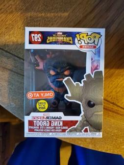 Funko POP! Marvel Contest Of Champions **KING GROOT** #297 G