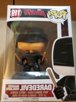 Funko POP! Marvel Daredevil Masked Vigilante Vinyl Figure Bo