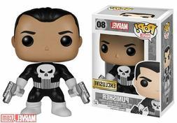 Funko POP! Marvel: Punisher  #80 Walgreens Exclusive 2015 Va