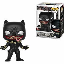 Funko POP! Marvel Venom Venomized BLACK PANTHER Vinyl Figure