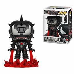 Funko Pop! Marvel: Venom, Venomized Iron Man #365! Vinyl Fig