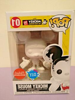 Funko Pop! Mickey Mouse DIY Michaels Exclusive Figure